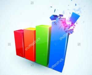 stock-vector-vector-d-exploding-graph-99142652